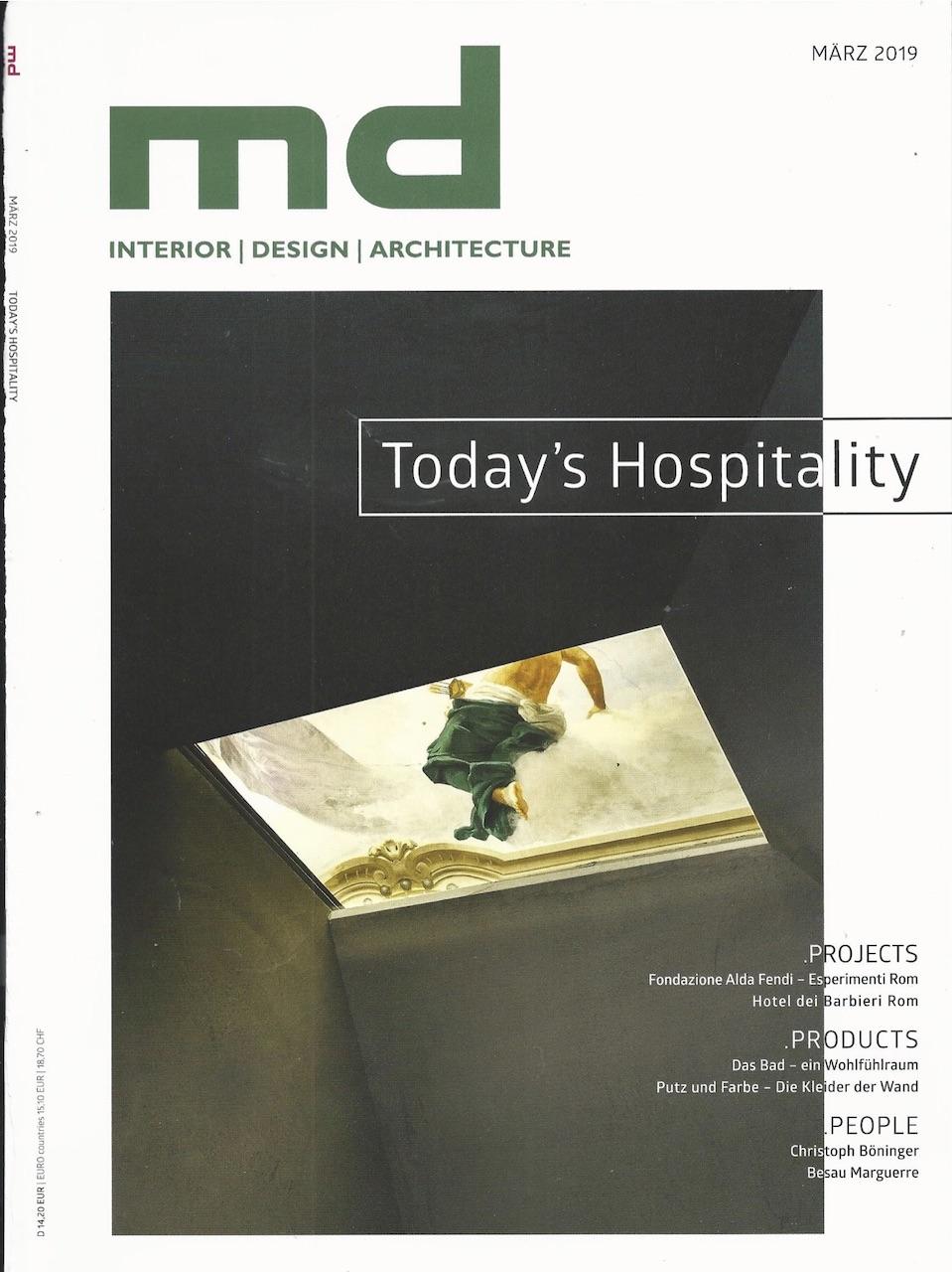 md Magazin März
