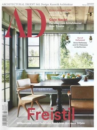 Architectural Digest Februar klein