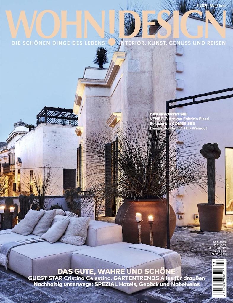 WohnDesign Mai cover