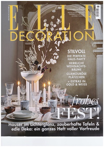 Elle Decoration November klein