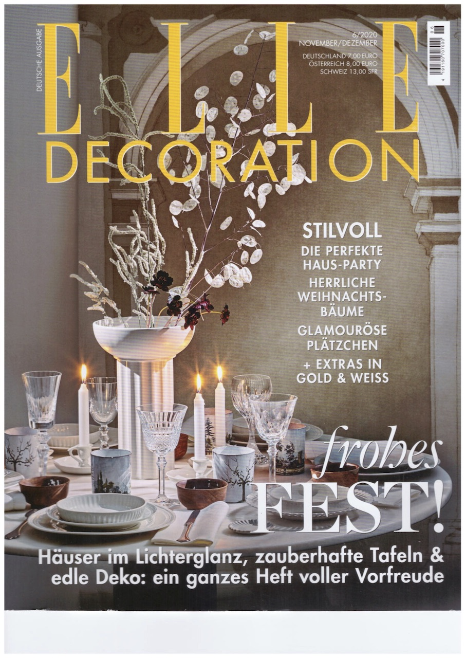 Elle Decoration November