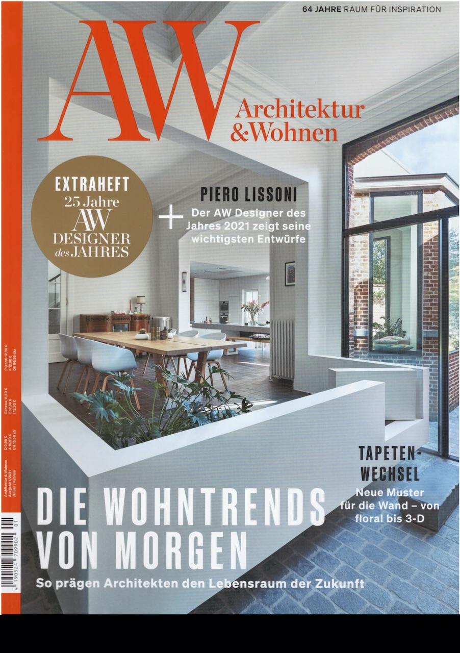 Architektur & Wohnen 1 2021